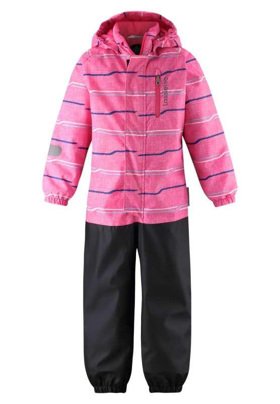 Lassie'21 Suprafill® Tihvo Art.720731-4631 Pink  Silts mazuļu termo kombinezons