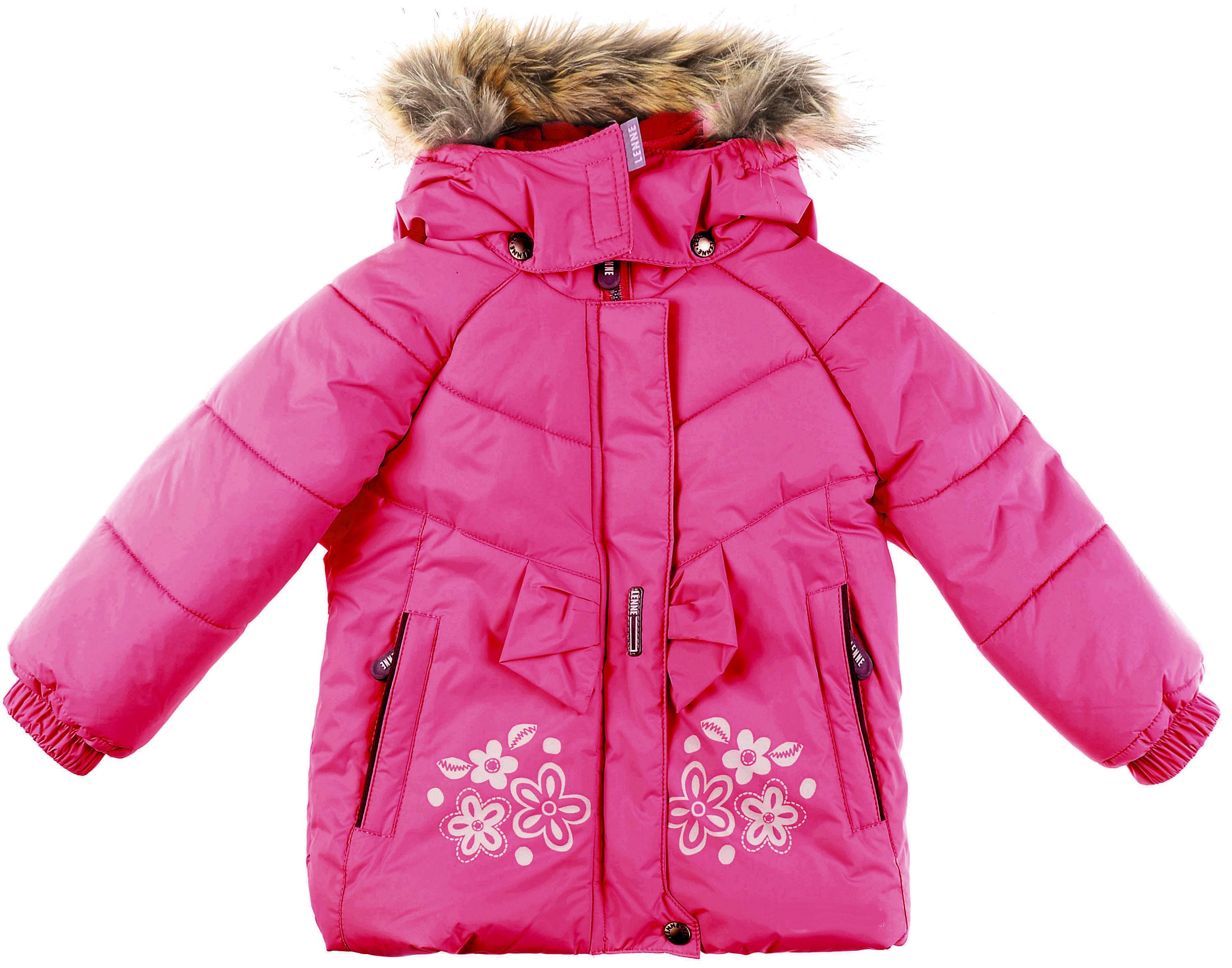Lenne '17 Miia Art.16310/264 Bērnu siltā ziemas termo jaciņa [jaka] (74-86 cm) krāsa:264