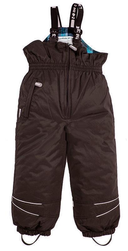 LENNE '15 Basic 14350-15350/815 Bērnu ziemas termo bikses ar paaugstinātu vidukli (86-134cm) krāsa:815