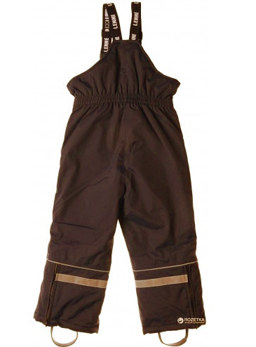 Lenne '18 Jack Art.18351-17351/816 Bērnu ziemas termo bikses ar paaugstinātu vidukli