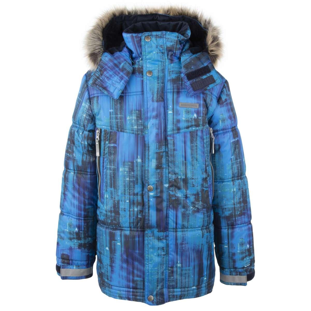 Lenne'21 Shaun Art.20367/6001 Siltināta ziemas zēņu jaciņa parka