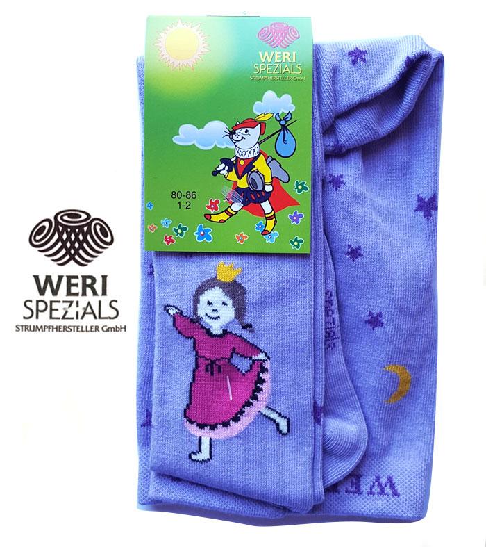 Weri Spezials 18071 Bērnu zeķubikses (Anti Allerģiskas) 56-160 izm.