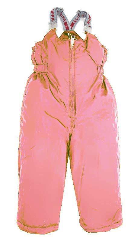 Huppa Winter 2011-2012 Huppa Marlin Bērnu bikses ar augsto vidu 160g  2136AW11 Pink 013