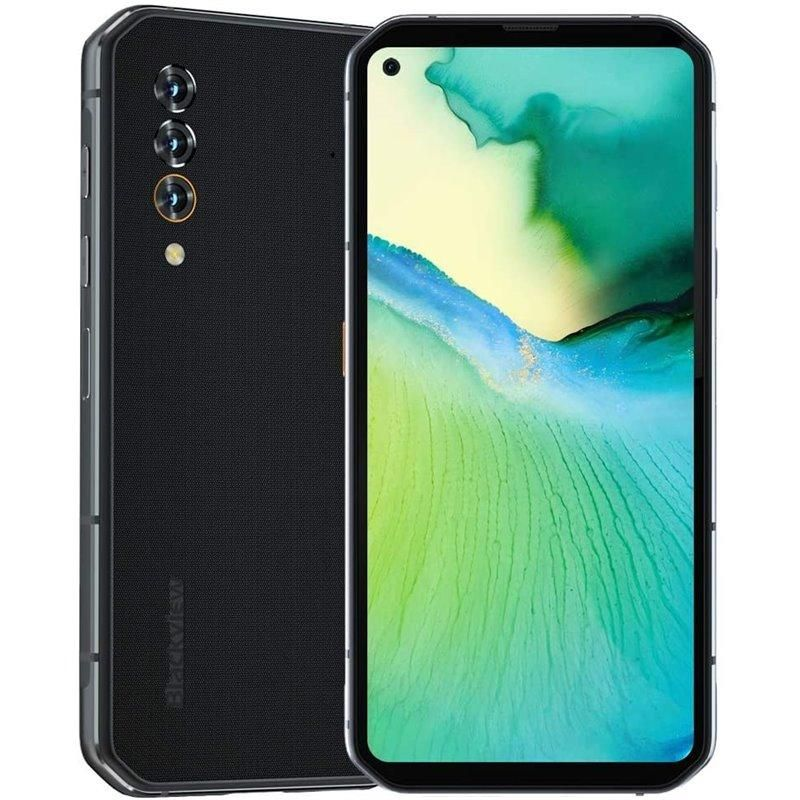 Blackview BL6000 Pro 8GB/256GB 5G Graphite Mobilais Telefons
