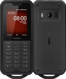 Nokia 800 Tough Black 6438409039392 16CNTB01A01 Mobilais Telefons