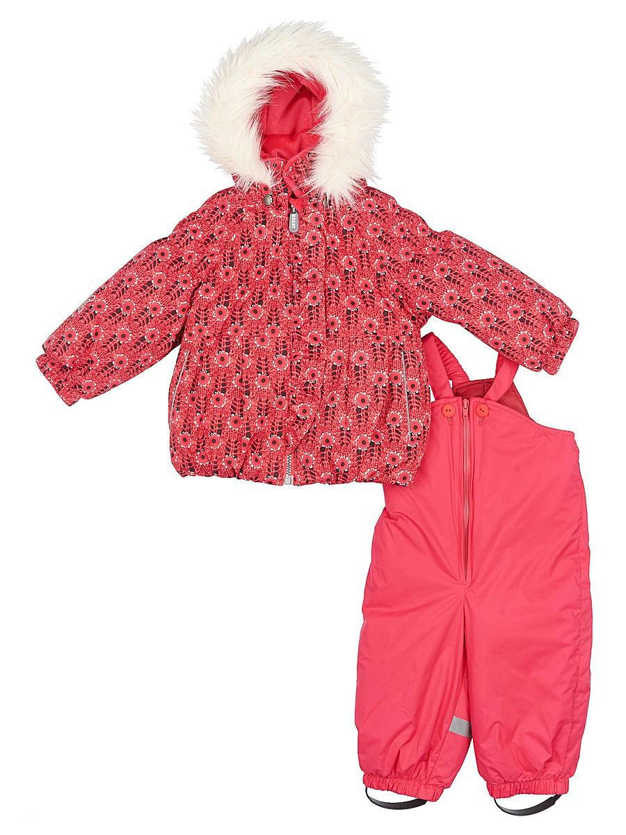 Lenne '16 Elisa 15313/1860 Silts mazuļu ziemas termo kostīms jaka + bikses (74,80cm)
