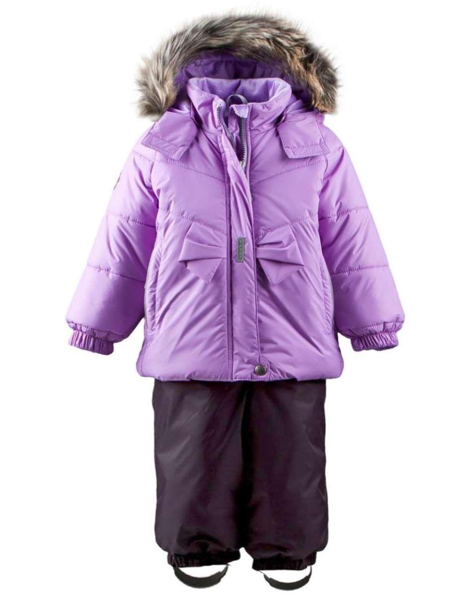 Lenne '18 Lulu 17316/162 Silts mazuļu ziemas termo kostīms jaka + bikses (izm. : 80, 86, 92, 98 cm)