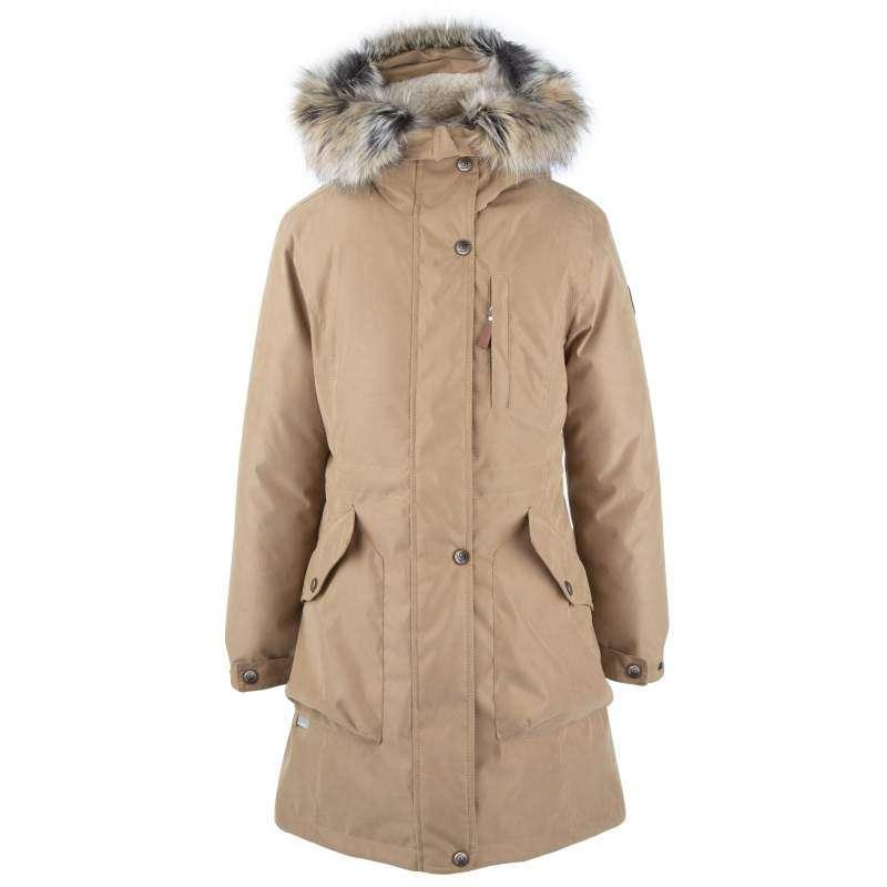 Lenne'21 Polar Art.20361/133 Siltināta ziemas meiteņu jaciņa parka
