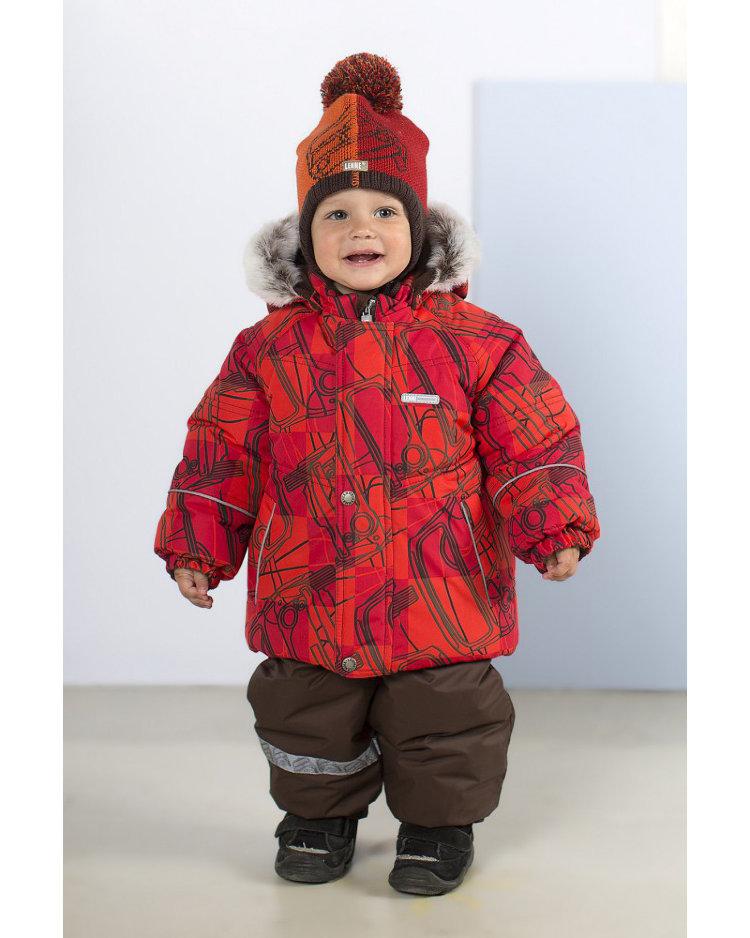 Lenne '17 Car Art.16314/6220 Silts mazuļu ziemas termo kostīms jaka + bikses (74,92,98cm)
