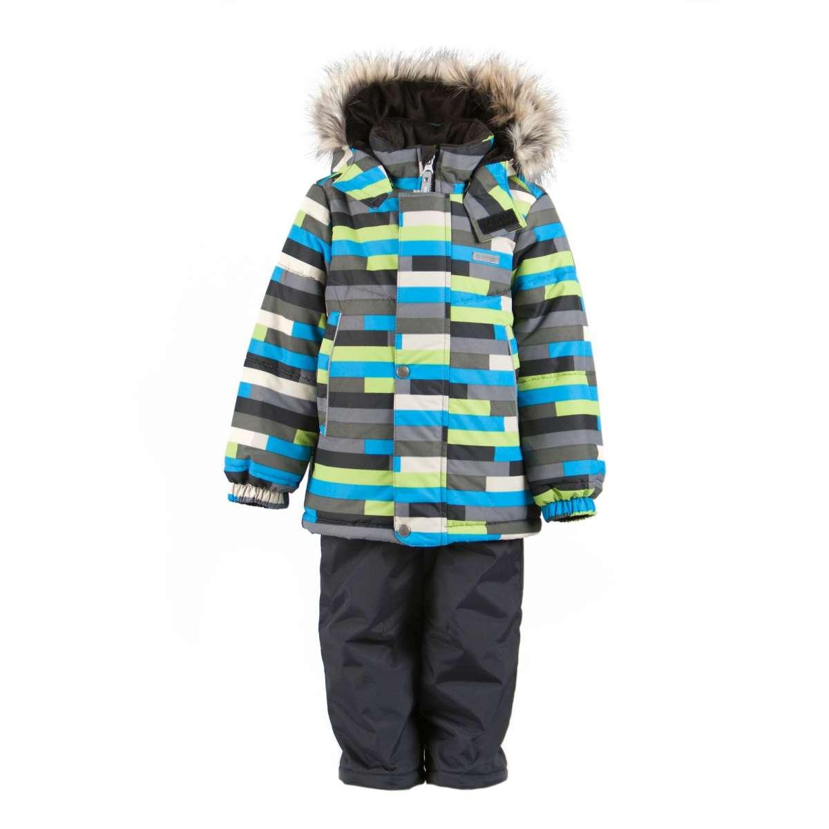 Lenne '19 Robis Art.18320D/3300 Silts mazuļu ziemas termo kostīms jaka + bikses