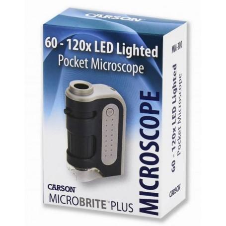 Carson MM-300 MicroBrite Plus 60-120x Mikroskops
