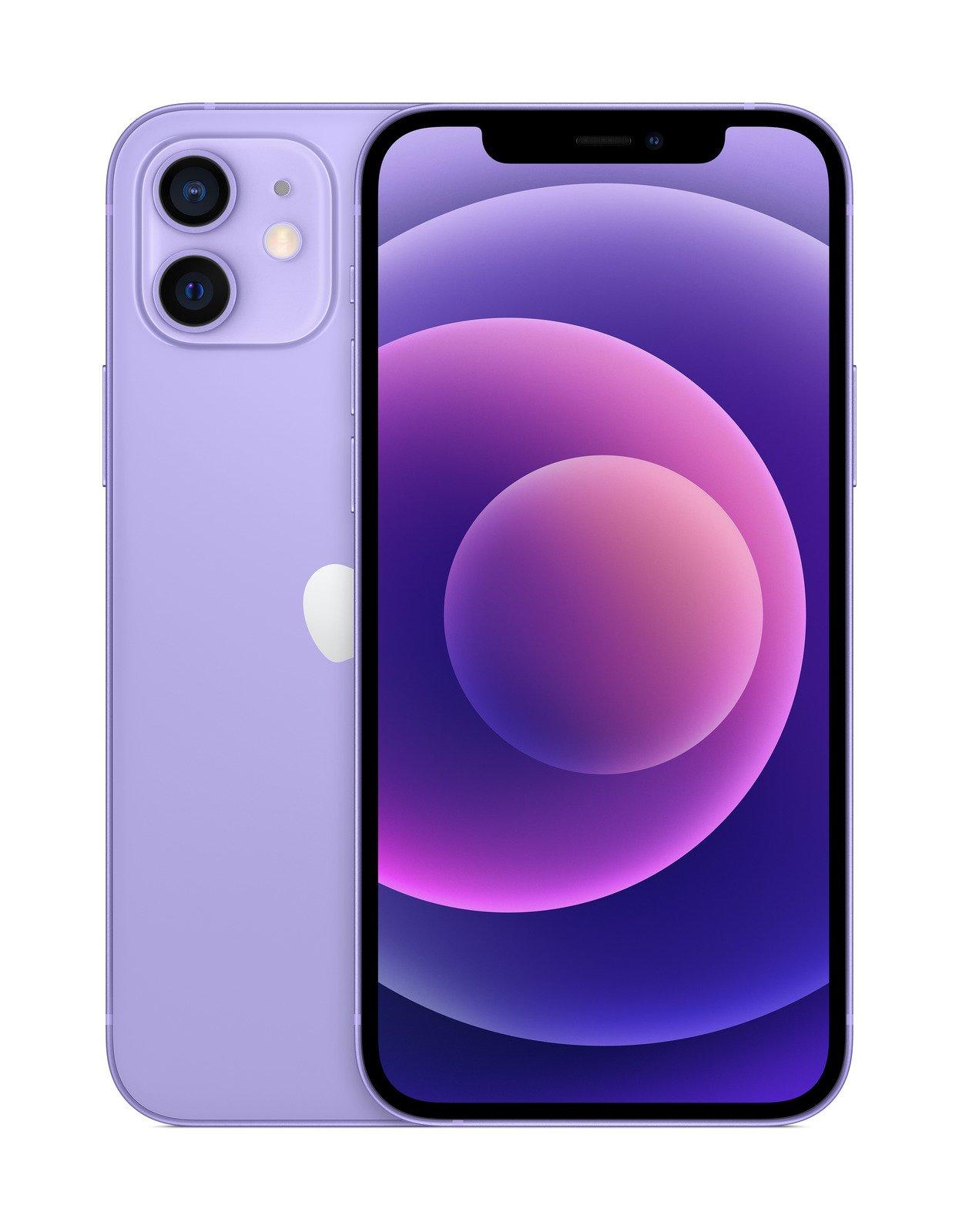 Apple iPhone 12            256GB purple MJNQ3ZD/A Mobilais Telefons