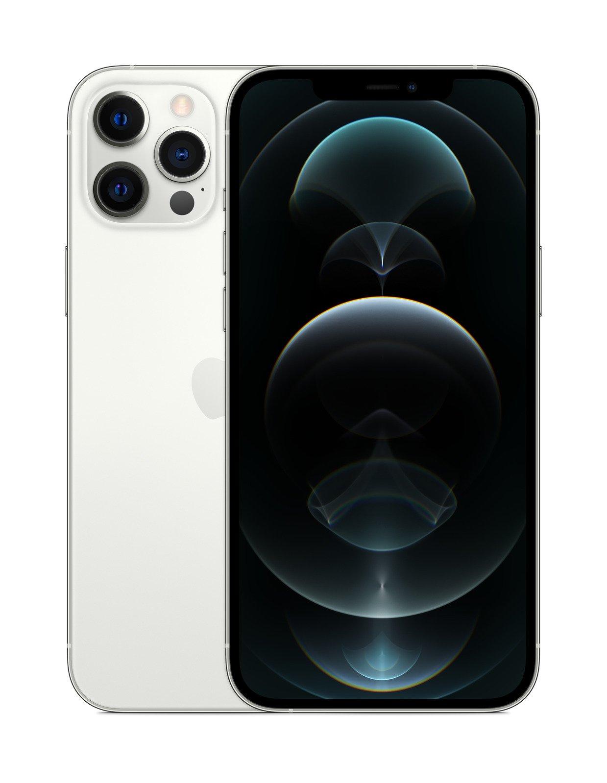 Apple iPhone 12 Pro Max    256GB silver MGDD3ZD/A Mobilais Telefons