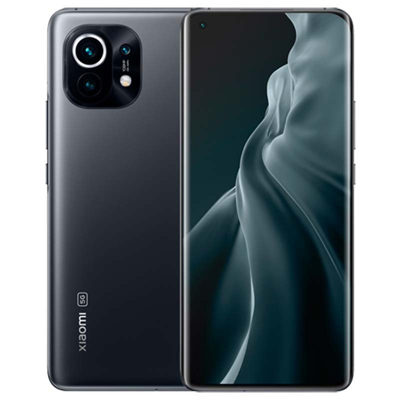 Xiaomi Mi 11 8GB/256GB 5G Grey Mobilais Telefons