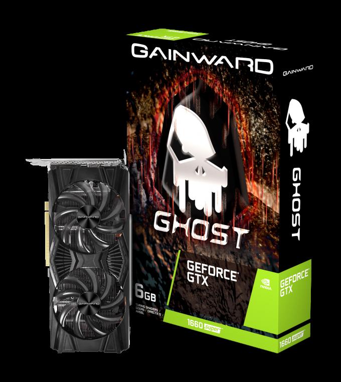 Gainward GeForce GTX 1660 SUPER Ghost 6GB GDDR6 video karte
