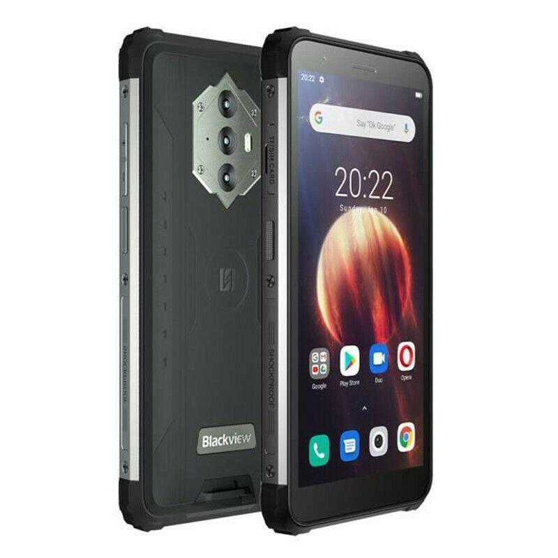Blackview  BV6600 4GB/64GB Black Mobilais Telefons
