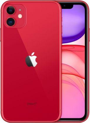 Apple  iPhone 11 64GB Red Mobilais Telefons