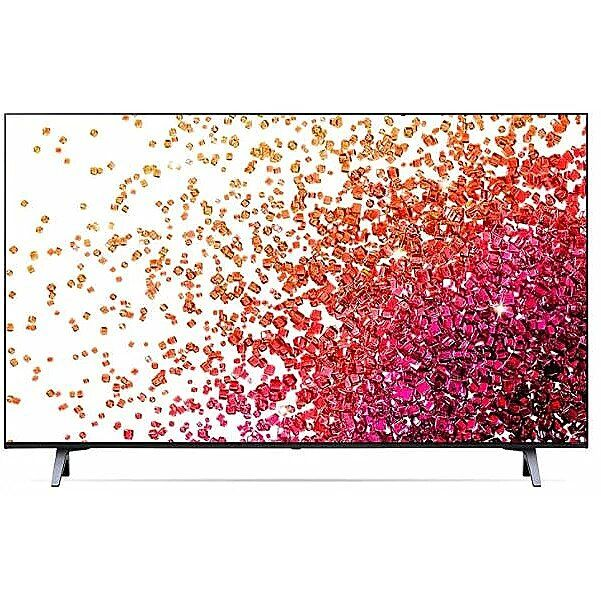"""LG 43NANO753PA TV 109.2 cm (43"""") 4K Ultra HD Smart TV Black LED Televizors"""