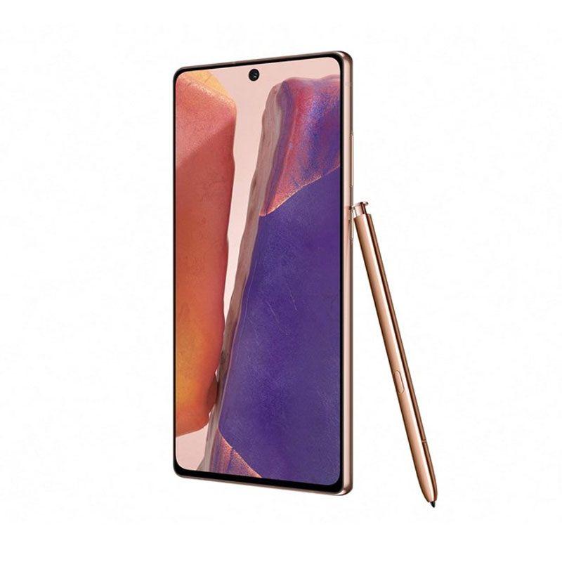 Samsung  Galaxy Note 20 4G DS 8/256GB Mystic Bronze SM-N980F/DS Mobilais Telefons