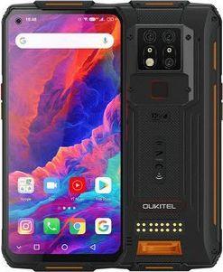 Oukitel WP7 6GB/128GB Black Mobilais Telefons