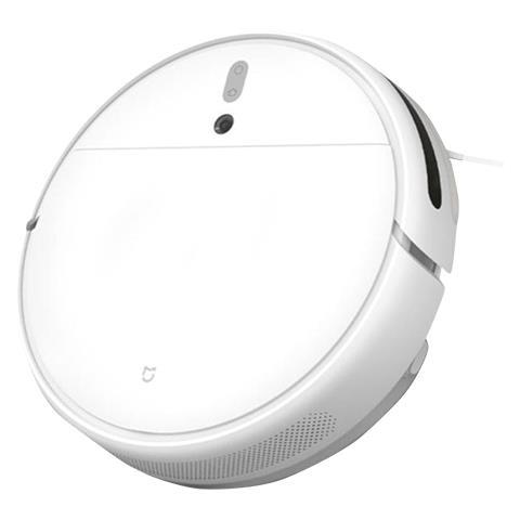Xiaomi Mi Robot Mop 1C SKV4093GL, 150 min, 0.6 L, 50 dB; Dry, White, Lithium robots putekļsūcējs