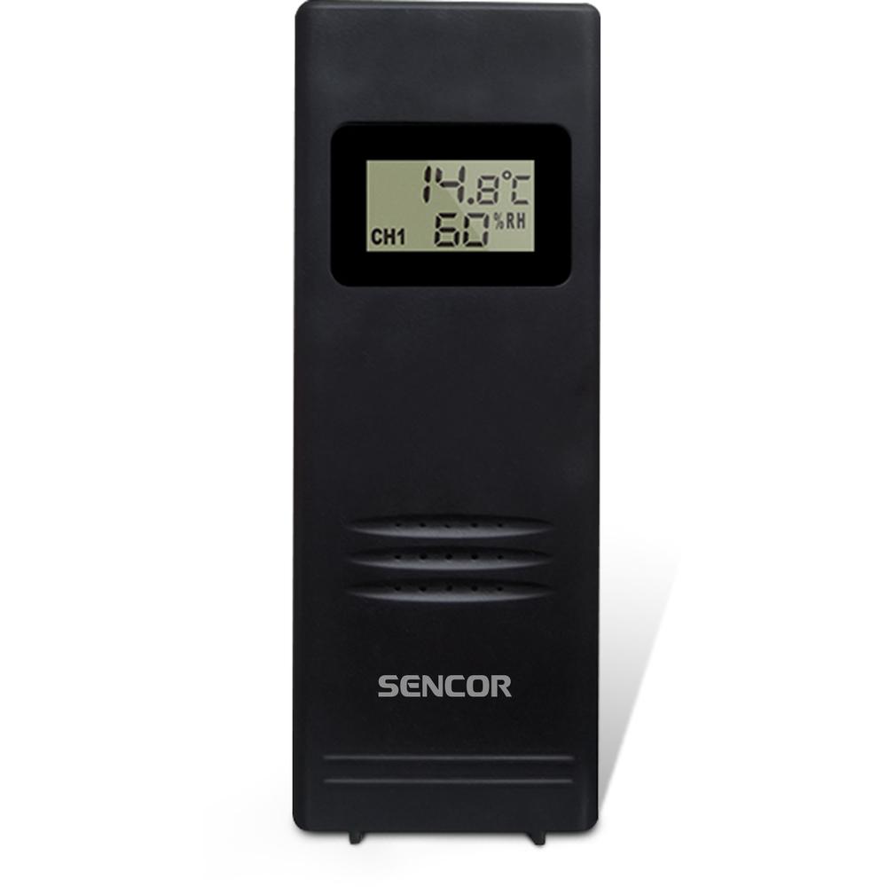 SENCOR SWS TH4250 Meteoroloģiskā stacija barometrs, termometrs