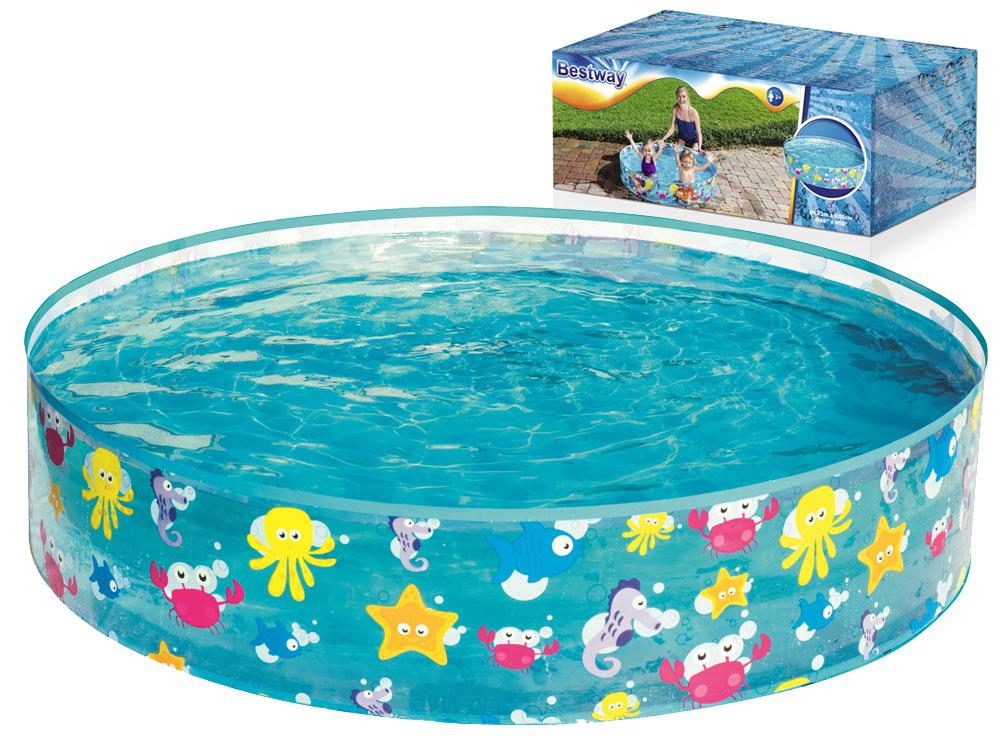 Bestway Expanding Pool Fill'N Fun 122cm (55028) Baseins