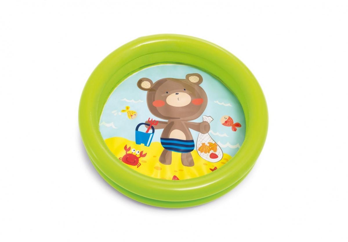 """Mini baseins bērniem Intex """"Teddy Bear"""",  61 x 15 cm Baseins"""