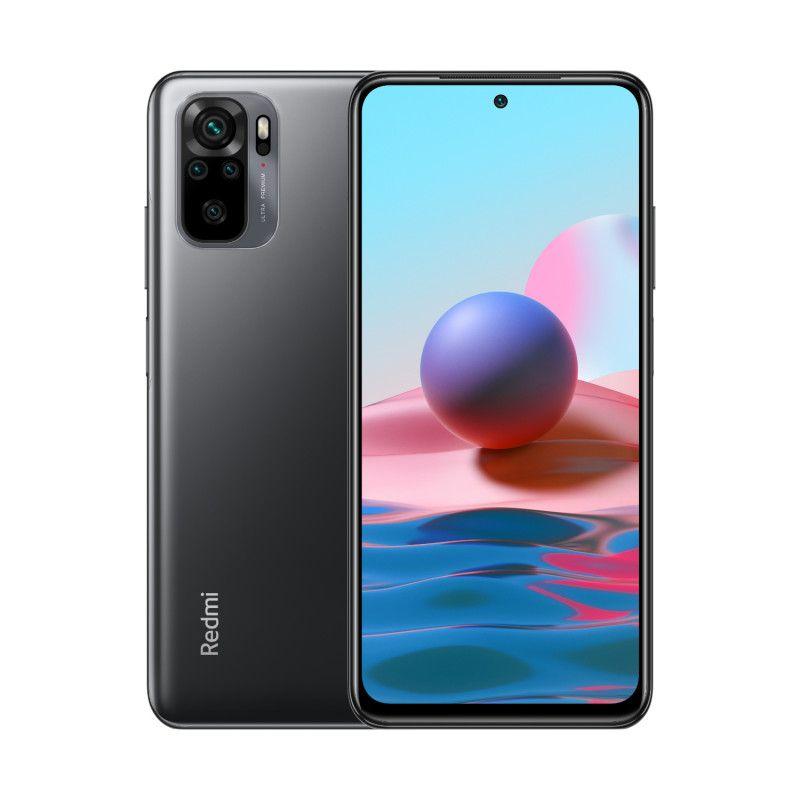 Xiaomi Redmi Note 10 4GB/128GB Lake Green Mobilais Telefons