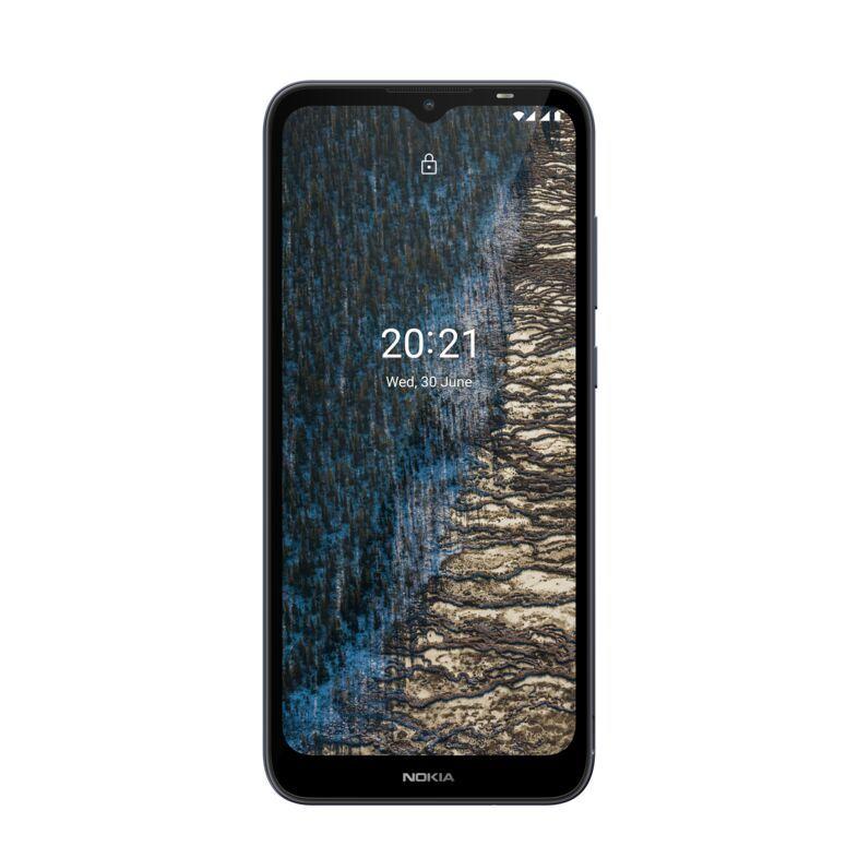 Nokia C20 2GB/32GB DS Dark Blue Mobilais Telefons
