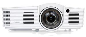Projector Optoma GT1080e (DLP, Short Throw 1080p, 3000 25000:1 FULL 3D) projektors