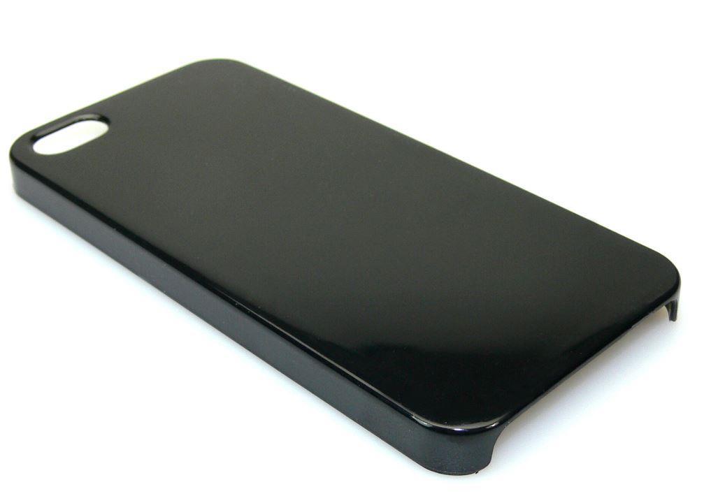 Sandberg Cover iPhone 5/5S hard Black aksesuārs mobilajiem telefoniem