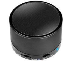 Speakers TRACER STREAM BT BLACK pārnēsājamais skaļrunis
