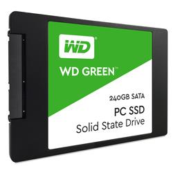 WD Green SSD 240GB SATA III SSD disks