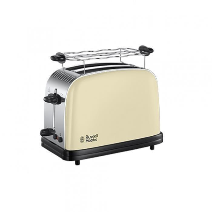 Russell Hobbs 23334-56 Colours Classic 2-Scheiben Toaster Cream Tosteris
