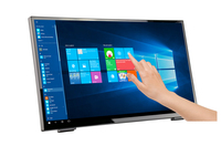 HANNspree Touch-Monitor HT248PPB LED 23,8