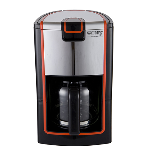 Coffee machine filter CAMRY CR 4406 (900W; black color) Kafijas automāts