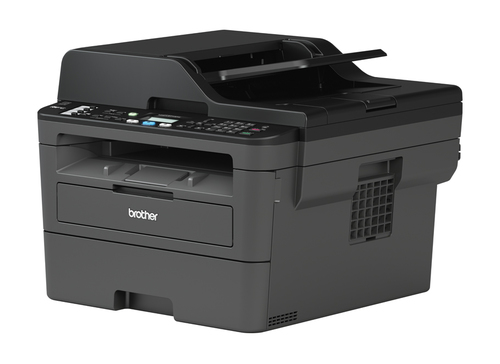 Brother Multifunction Printer with Fax MFCL2710DW Mono, Laser, Multifunction Printer with Fax, A4, Wi-Fi, Black printeris