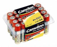 Camelion LR6-PB24 AA/LR6, Plus Alkaline, 24 pc(s) Baterija