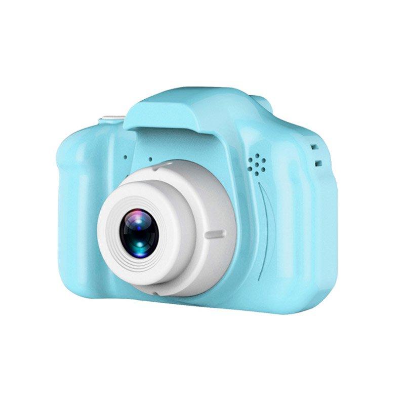 RoGer Digitālā Fotokamera Bērniem Zila Digitālā kamera