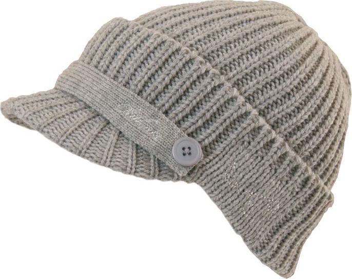 CHILLOUTS Czapka dziecieca Bella Kid Hat BEK03 szara (CHI-3814) CHI-3814