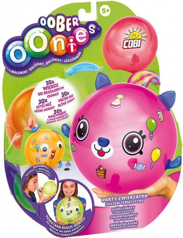 Cobi Balloons Oober Oonies Thematic set konstruktors