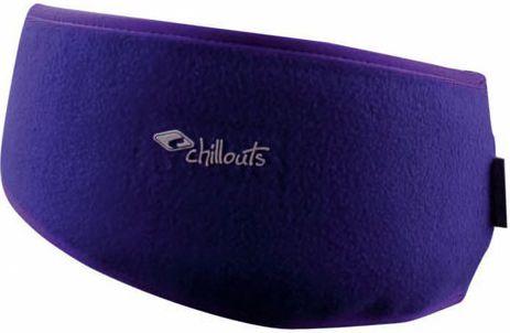 CHILLOUTS Opaska dziecieca Freeze Fleece Headband Kids FHBK09 fioletowa (CHI-3862) CHI-3862