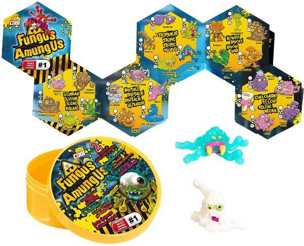 Cobi FUNGUS AMUNGUS Petri dish bērnu rotaļlieta