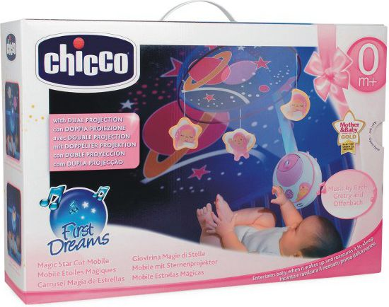 Chicco Crib carousel MagicStars R (024291)