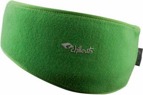 CHILLOUTS Opaska dziecieca Freeze Fleece Headband Kids FHBK06 zielona (CHI-3859) CHI-3859
