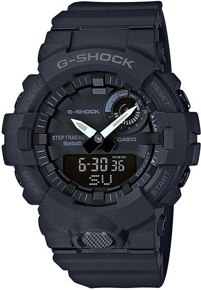 Casio G-Shock G-SQUAD GBA-800-1AER Step Tracker Rokas pulksteņi