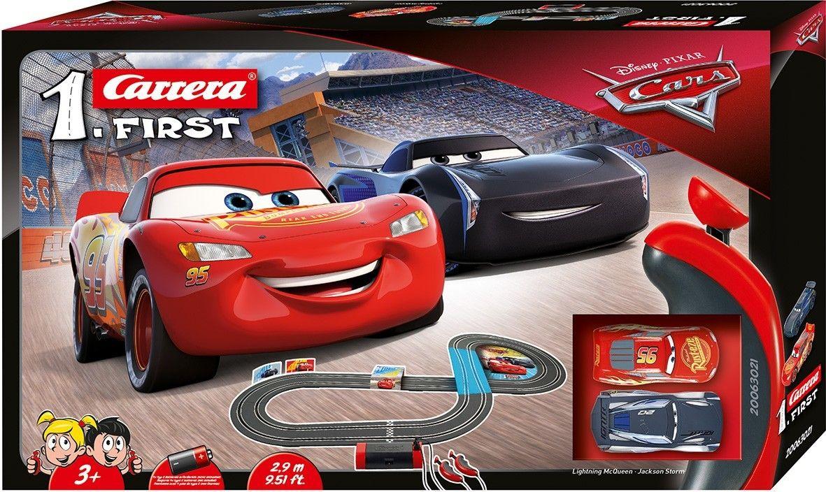 Carrera FIRST Disney-Pixar Cars  2,9 m                63021