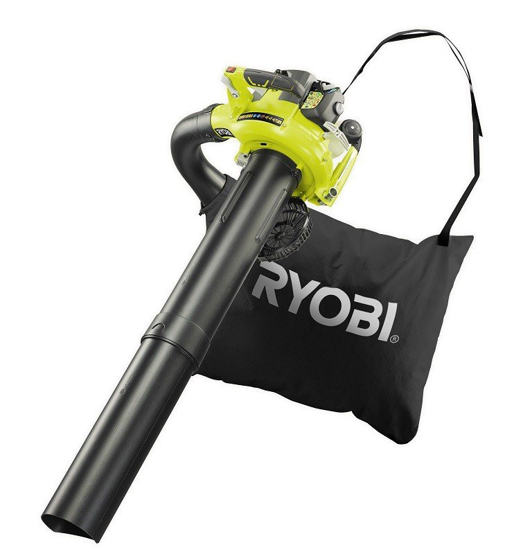 Ryobi RBV26B cordless leaf blower 325 km/h Black,Green