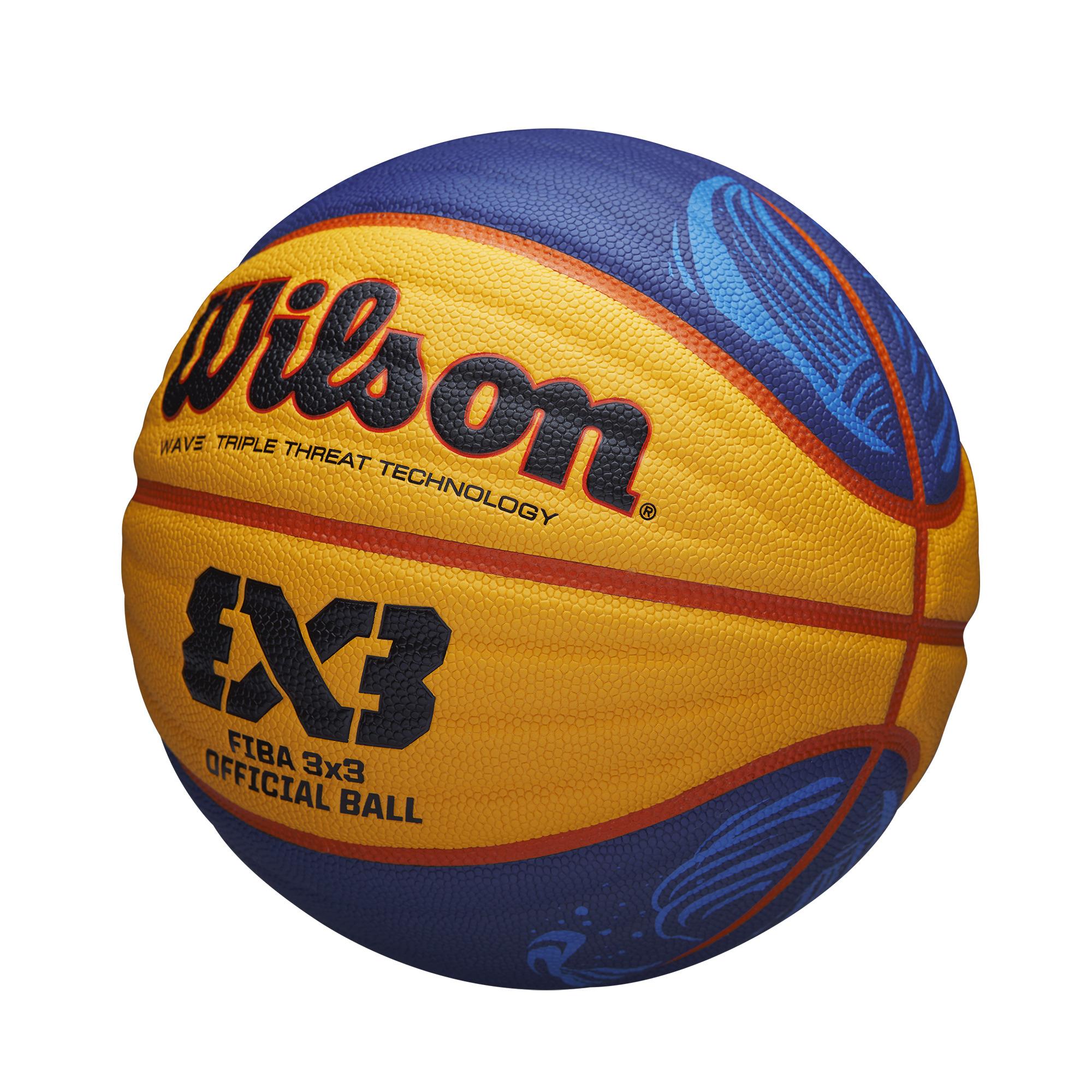 WILSON basketbola bumba FIBA 3X3 OFFICIAL GAME BALL 2020 bumba